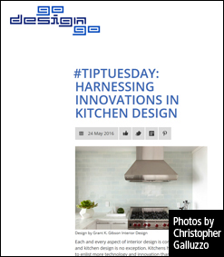 Go Design Go Tuesday Tips